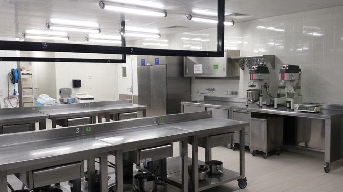Cuisines professionnelles nergies renouvelables le froid pyr n en lons - Reglementation cuisine collective ...