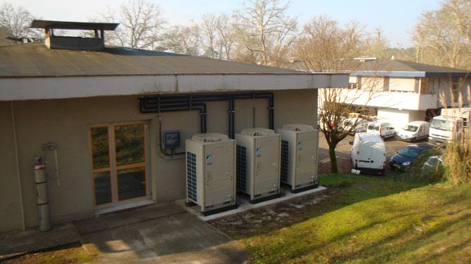 Solution de climatisation pour particuliers et professionnels